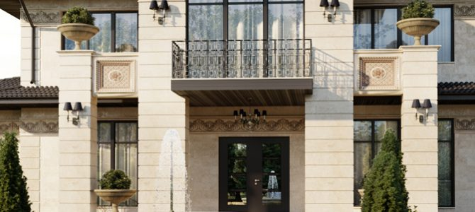 «Rome». Neo-classical House