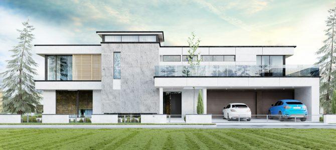 «Liner». High-tech House