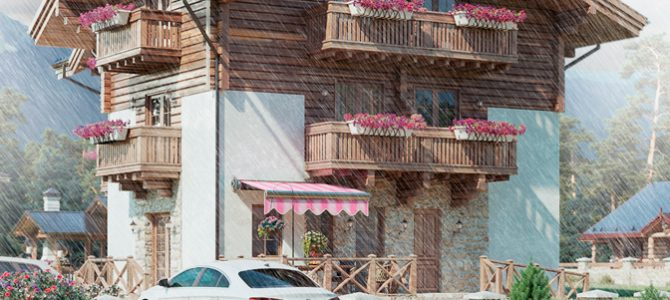 «Kurshale». Chalet-style mini-hotel