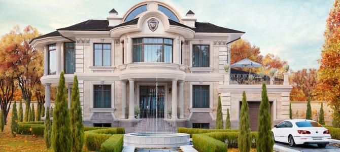 «Aristocrat». Baroque House
