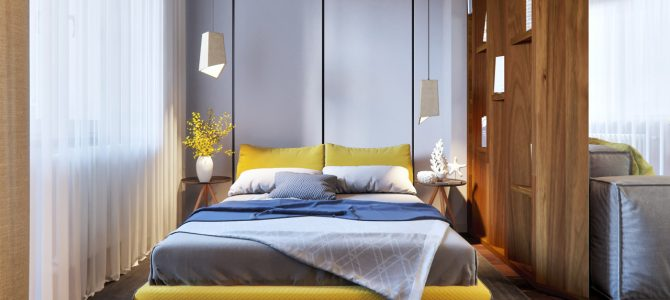«Novopecherskie Lipki» 60 sq.m. two-bedroom apartment