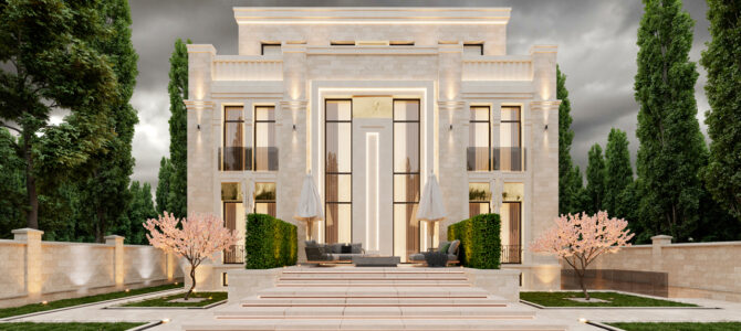 «DIAMOND». Neo-classical House