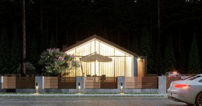 Barn House «One»