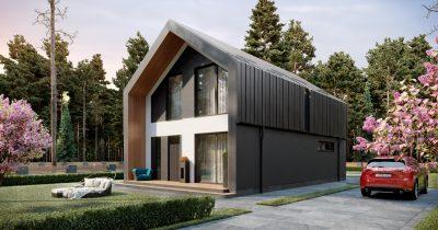 Barn House «Z – ONE»