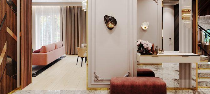 «Arcadia». House. 1st floor