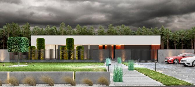 «Jewel Box». High-tech House