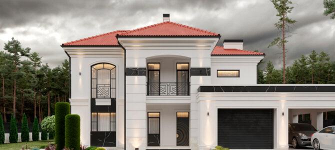 «White Perl». Mediterranean-style House
